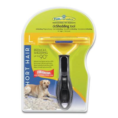 FURminator Kortharige Hond (23-41kg) - Large | Petcure.nl