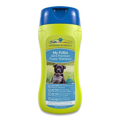 My FURst Ultra Premium Puppy Shampoo - 250ml | Petcure.nl