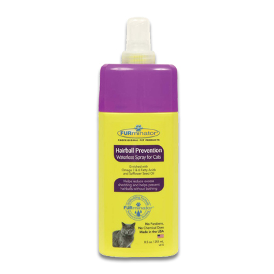 FURminator Anti-Haarballen Trockenspray - 250ml