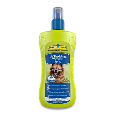 FURminator deShedding Waterless Spray - 250ml | Petcure.nl