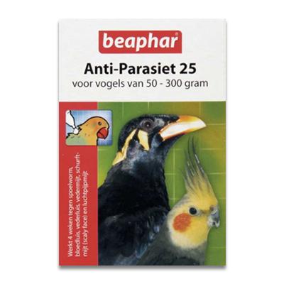 Beaphar Anti Parasiet 150 vogel >300g