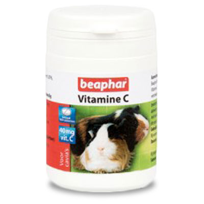Beaphar Vitamine C Tabletten Meerschweinchen (180Stueck)