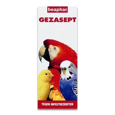 Beaphar Gezasept (infectieziekten) vogel  100ml | Petcure.nl