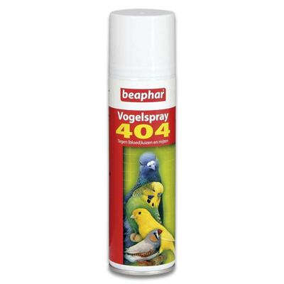 Beaphar 404 Vogelspray - 500 ml | Petcure.nl