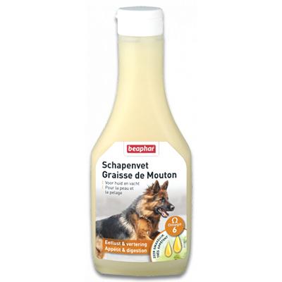 Beaphar Schafsfett (Bio Haut- Fellkur ) - 425 ml