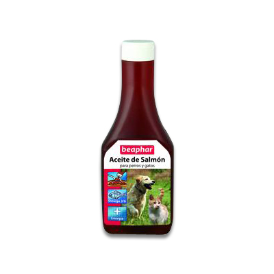 Beaphar Zalmolie 425 ml