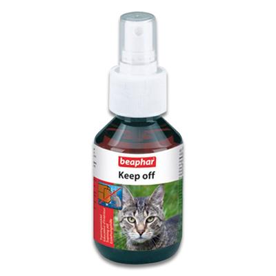 Beaphar Keep Off (afweermiddel) kat