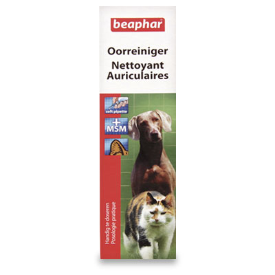 Beaphar Oorreiniger - 50 ml | Petcure.nl