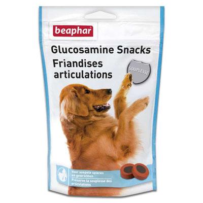 Beaphar Glucosamine Snacks - 150 g | Petcure.nl