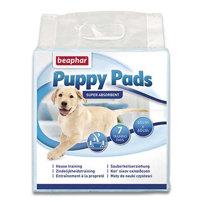 Puppy Pads (Trainingsmatten) - 7 st | Petcure.nl