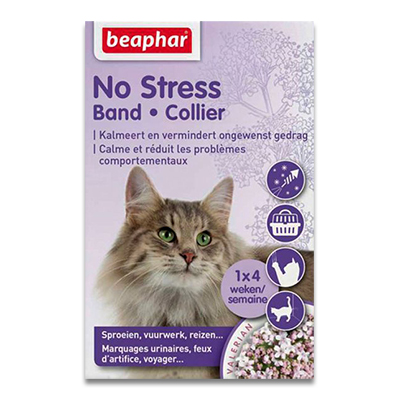 Beaphar No Stress (Cat) - Collar