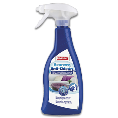Beaphar Geurweg (Geruchsneutralisator) - 500 ml