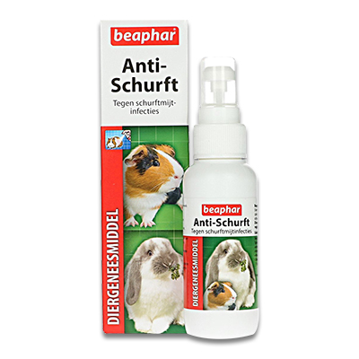 Beaphar Anti Schurft (Beaphar Anti Räude) - 75 ml
