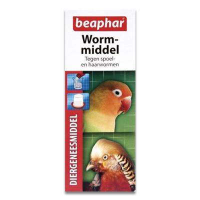 Beaphar Wormmiddel Voegel/Nagetier - 100 ml