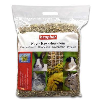 Beaphar Hooi met Paardenbloem - 500 gr | Petcure.nl