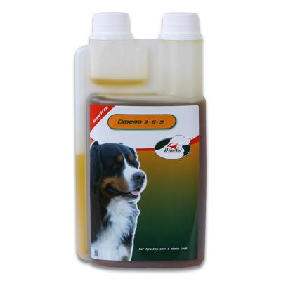 PrimeVal Omega 3-6-9 Hond - 500 ml | Petcure.nl