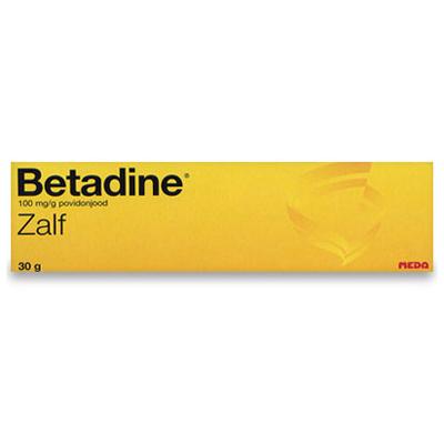 Betadine (Povidon-Iod) Salbe - 30g
