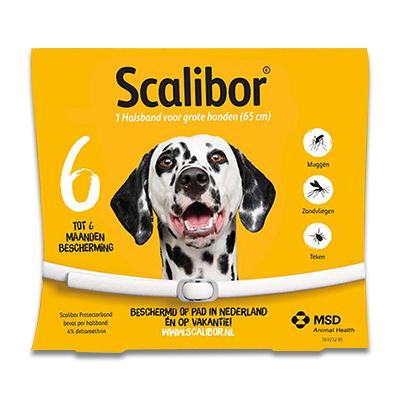 Scalibor Protectorband - Large - 65 cm | Petcure.nl