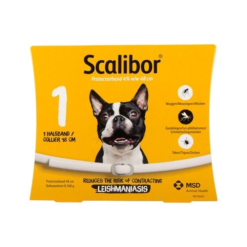 Scalibor Protectorband | small/medium | 48 cm