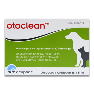 Otoclean Ohrreiniger - 18 x 5 ml