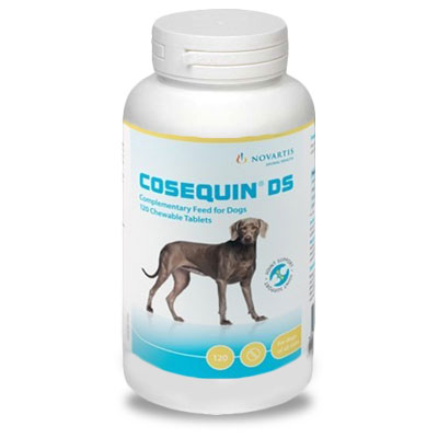Cosequin DS - Dog - 120 Tablets