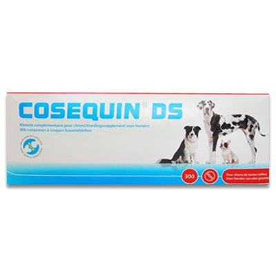 Cosequin Dog - 30 x 10 Tablets