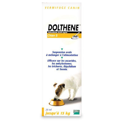 Dolthene Entwurmung Suspension - 20 ml