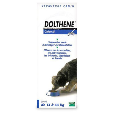 Dolthene Entwurmung Suspension - 50 ml