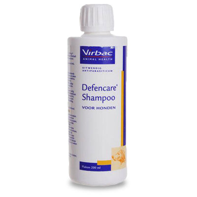 Defencare shampoo flacon -  200 ml | Petcure.nl