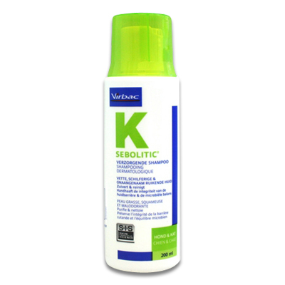 Sebolitic SIS shampoo - 200 ml