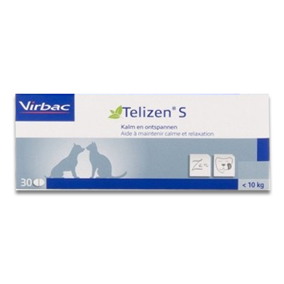 Telizen (Anxitane) S (1-10kg/50 mg) - 30 Tabletten