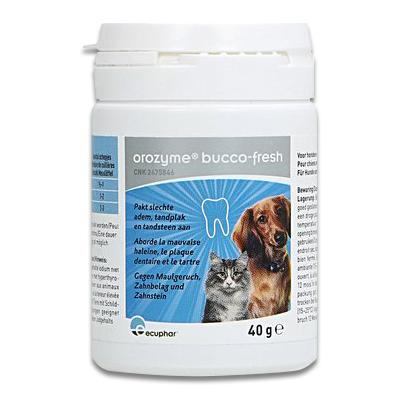 Orozyme Bucco-Fresh PlaqueOff - 40 g