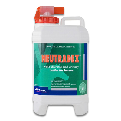 Neutradex - 5 ltr | Petcure.nl
