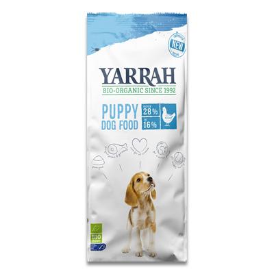 Yarrah Bio Trockenfutter für Welpen mit Huhn - 2 kg
