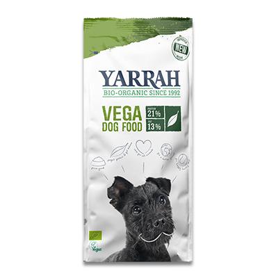 Yarrah Bio Vegetarische / Veganistische Hond - 10 Kg | Petcure.nl