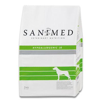 SANIMED Hypoallergenic Dog LR (Lamb/Rice) - 3 kg