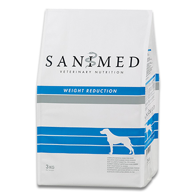 SANIMED Weight Reduction Hund - 3 kg