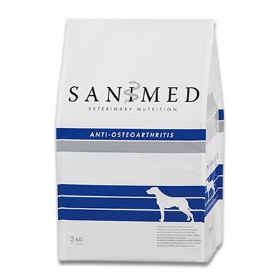 SANIMED Osteoarthritis Hund - 3 kg