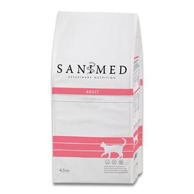 SANIMED Adult Cat - 4.5 kg