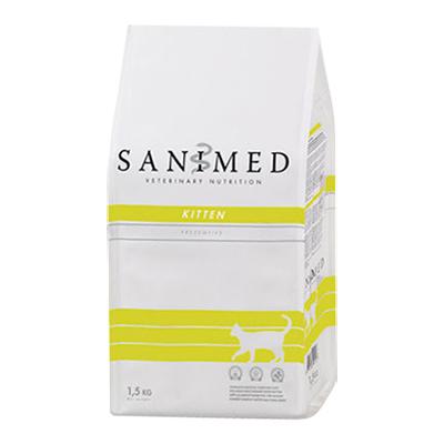 SANIMED Kitten (Kaetzchen) - 1.5 kg