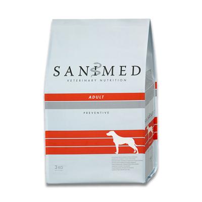 SANIMED Adult Hond - 3 kg | Petcure.nl
