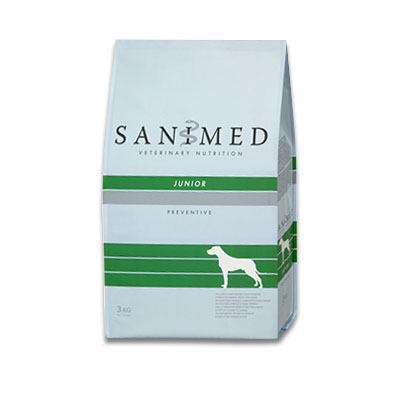 SANIMED Junior Hund -  3 kg