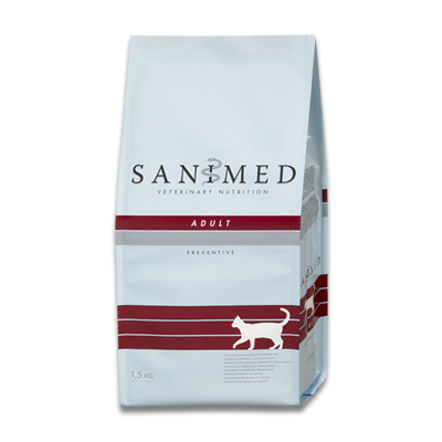 SANIMED Adult Cat  - 1.5 kg