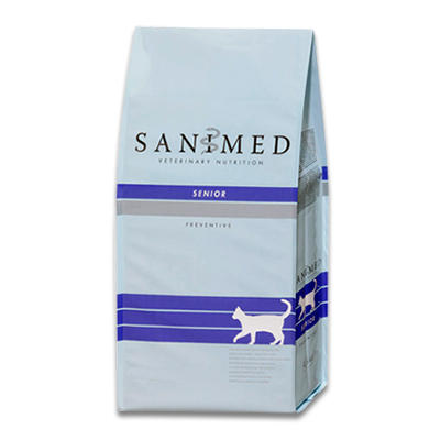 SANIMED Senior Cat - 1.5 kg