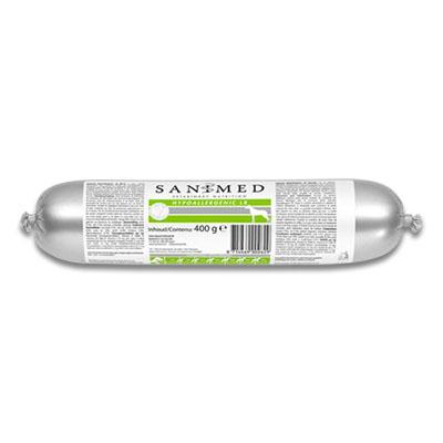 SANIMED Hypoallergenic Dog LR (Lamb/Rice) - 15 x 400g Wurst