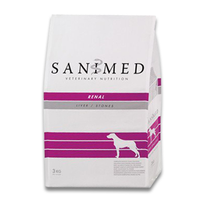 SANIMED Renal Dog - 3 kg