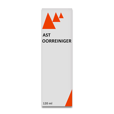 AST Oorreiniger - 120 ml | Petcure.nl