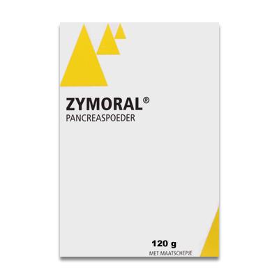 Zymoral Pancreaspoeder - 120 g | Petcure.nl