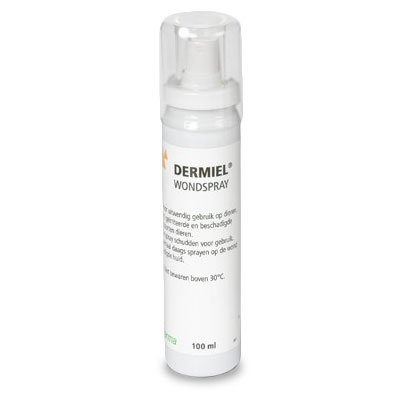 Dermiel Hautspray (Honig Wundspray) - 100 ml