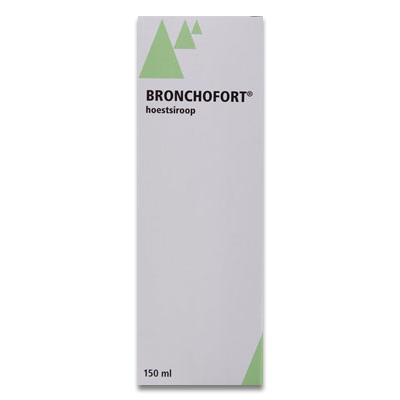 Bronchofort Hoestsiroop (Hustsirup) - 150 ml